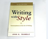 art book printing - ap5566 Writing with Style Conversations on the Art of Writing book study books from ap5566