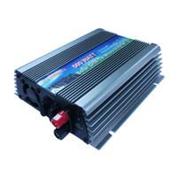 Wholesale 500w on grid tie inverter for solar system AC110V or AC220v to DC20 V MPPT power pusre sine wave inverter with cable user book