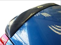 audi wings - CARBON FIBER A4 S4 B6 AB REAR WING TRUNK SPOILER