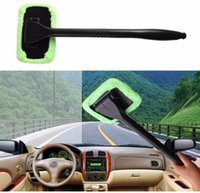 Wholesale 1pcs New Brand Windshield Cleaner Tools Car styling Car Window Cleaning Car Window Glasses Cleaner Windshield Wonder Faster