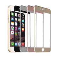 anti shock body - 2 D Full Coverage Tempered Glass inch Screen Protector for iPhone Plus Anti Scratch Proof Shock Film