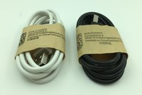 Wholesale Micro USB cell phone cable for v8 micro data cable work with HTC one s4 s3 s5 galaxy note3 lenovo