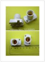 Wholesale 20pcs E12 lamp bases holder E12 socket LED E12 lamp aging test holder E12 lamp stand bases