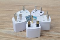 ac wall socket - Universal Travel Power Plug Adapter Adaptor US EU UK AU Standard Plug AC Power Converter Head Connector Wall Socket Jack