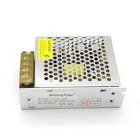 Wholesale HOT V A W Switching Power Supply W V LED Strip Transformer with AC100 V input for LED strip