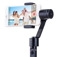 Wholesale DHL FEDEX free Zhiyun Z1 Smooth C Z1 Smooth c Axis brushless gimbal smartphone handheld stabilizer for all Smartphone below inch