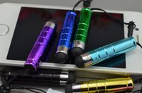 Wholesale For iPhone G S G Short Mini capacitive touch pen stylus Mobile Phone Short Touch Screen Pen With Stylus