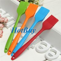 Wholesale Brand New Silicone Pastry Brush Cookware Bakeware Baking Cooking Basting Roasting mm Excellent Quality