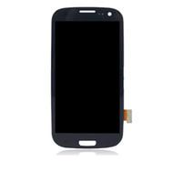 Pour Samsung Galaxy S3 LCD numériseur d'écran avec haute Qualité d'origine ou qualité de copie pour i9300 9305 i747 T999 i535