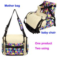 Wholesale Baby Feeding Chair Booster Seats Infant Baby Seats maternity bag Infant toddler diaper bag Mummy bag Chinese Brand factory sells directly