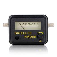 Wholesale Hot Sale New Arrival Durable Digital Satellite Signal Strength Finder Meter Digital FTA For Sat Directv Dish TV