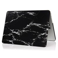 Wholesale New Marble Pattern Plastic Hard Case For Macbook Air Pro Retina Skin Protection Cover Shell Fashion New inch