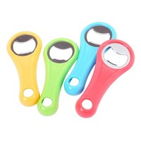beer bootle - SMILE MARKET Hot Selling Housewhold Tools Stainless Steel Portable Beer Bar Cap Bootle Opener