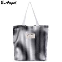 big diaper bags - High quality canvas big tote women bag casual handbag fashion diaper bags shoulder bag