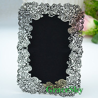 Wholesale 50PCS Laser Cutting Paper Lace Flowers Hollow Out Wedding Birthday Party RSVP Invitation Save The Date Card