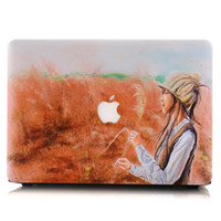 Wholesale Ultrathin Colored Drawing Laptop Shell Matte Hard Case Protector Macbook Case Cover For Macbook quot quot inch Macbook Air Pro Retina