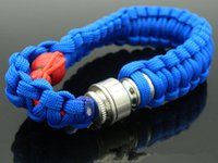 weed pipes - Wrist Hookah pipe Bracelet Pipe wrist Smoking Pipe For Click N Vape Rasta Tobacco Weed Sneak A Toke Discreet