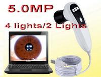 Wholesale Newest MP USB digital iriscope iris analyzer Eye Iriscope Eye analyzer machine Eye iris scanner