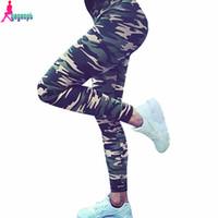 Wholesale Gagaopt Women Leggings Fashion Camouflage Leggings One size Cotton Sport Leggings for Women Perneiras Fashion Pants