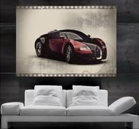 art car parts - Bugatti Veyron super car Poster print wall art parts giant Poster print art huge giant photo No25