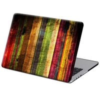 Wholesale Fashion Classical Colorful Texture Matte Case Cover For Apple macbook Air Pro Retina laptop bag For Mac inch