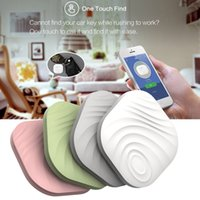 anti theft tags - Smart Tag Nut Bluetooth GPS Track Wallet Finder Alarm Patch Anti Lost Anti theft For iPhone S S Samsung Huawei