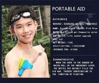 Wholesale KISBEAN Wristband Wearable Flotation Water Safety Device Life Preserver