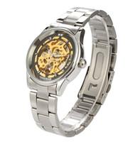 auto deals - Good deal watch men mechanical automatic mens skeleton watch
