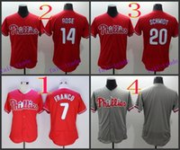 authentic black rose jersey - Philadelphia Phillies Maikel Franco pete rose Baseball Jersey Cheap Rugby Jerseys Authentic Stitched Size