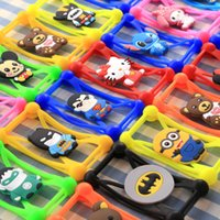 Wholesale Universal Soft Silicone Bumper Case For inch All Cell Phone Cartoon Case Apple Series Raindrops Mobile Factory Price