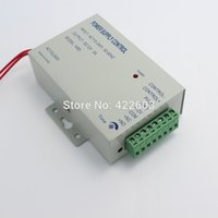 ac access - DC V New Door Access Control system Switch Power Supply A AC V Delay time max sec