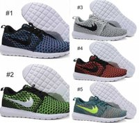 athletic gold - 2016 Roshe Run Running Shoes Mens New Design London Olympic Athletic Outdoor Roshes Sneakers Size