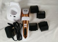 best barber trimmers - Cfqq Q91B Hair Clippers Family Children Infants Man Has Barber Clippers Quiet High Speed Best Hair Cutter Salon Dedicated Hair Trimmers