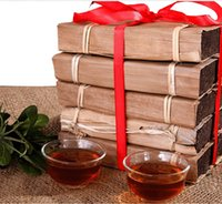 Wholesale Made in ripe pu er tea old puer tea ansestor antique honey sweet dull red Puerh tea g ancient tree