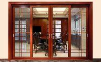 Wholesale Modern design exterior PVC doors and windows with PVC door design