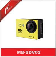 Wholesale HD P Action Camera mega Pixels HD P Mini DV
