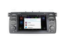 al por mayor bmw e46 androide de radio-5.1.1 Android para BMW E46 / M3 radio de coche con GPS de la ayuda del espejo Enlace pantalla táctil capacitiva OBD2