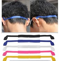 Wholesale Practical Silicone Eyeglasses Strap Glasses Sunglasses Sports Band Cord Holder