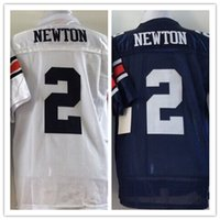 auburn tigers jerseys - Auburn Tigers Cam Newton Cheap Jerseys Top Quality Mens Jerseys Blue White Stitched Embroideried Numbers