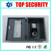 Wholesale Multibio700 iface7 face access control protect box good quality metal protect box protect cover with key