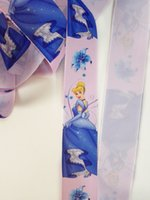 Wholesale Hight quality printed Single Face ribbon heated transfer ribbon export ribbon mm mm mm mm mm