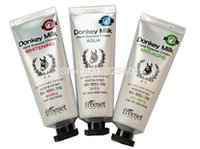 aqua hand cream - ml Donkey Milk hand essence cream AQUA Whitening Anti aging for Hand Care