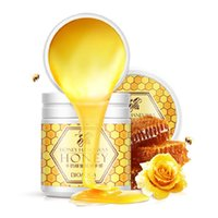 Wholesale Milk Honey moisturizing hand wax hand mask Hand Care Moisturizing nourishing exfoliating Hand wax Paraffin Baths g
