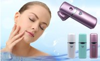 Wholesale Portable Face Spray Care Health Spa Nano Spray Mist Facial Steamer For Skin Face Beauty Care