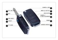 Wholesale Mini Car Key Chain Hidden Spy Camera Pinhole Security DVR Video Recorder Cam Mini Car Key Chain Hidden Pinhole Security DVR Video