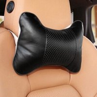 auto massage seat - Breathe Car Vehicle Auto Seat Head Neck Rest Cushion Headrest Pillow Pad