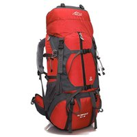 backpacking snacks - backpacking snacks new L Nylon Large Capacity Mountaineering Bag High quality Outdoor Backpack Waterproof Travel hiking bags