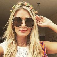 big circle sunglasses - New big circle round frame Brand Designer sunglasses bicyclic female fashion personality Oculos Feminino sun Glasses fo Women
