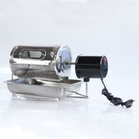 automatic coffee roaster - Kitchen Coffee Roaster Machine V Home with Probe Stainless Steel Thermometer