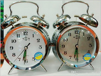 alarm specials - every day special vintage retro alarm clock winding spring manually wound mechanical alarm clock metal movement